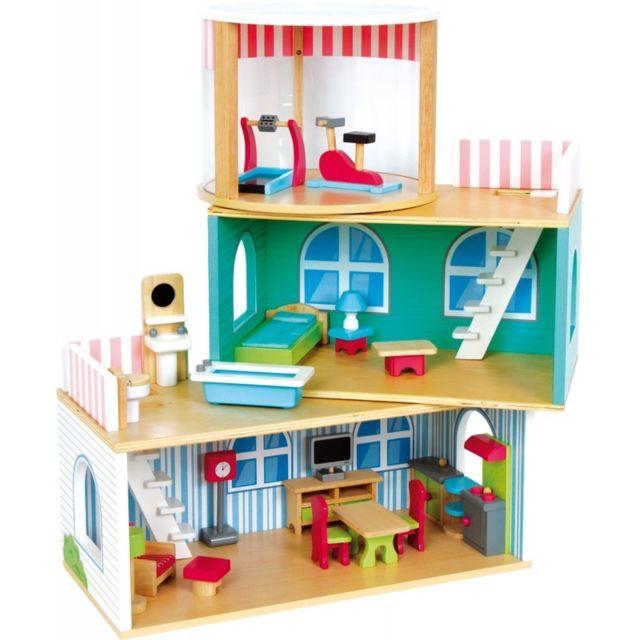 Small Foot Company Maison de poupée \