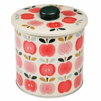 Dotcomgiftshop - Bocal à Biscuits / Pot de cuisine Vintage Apple
