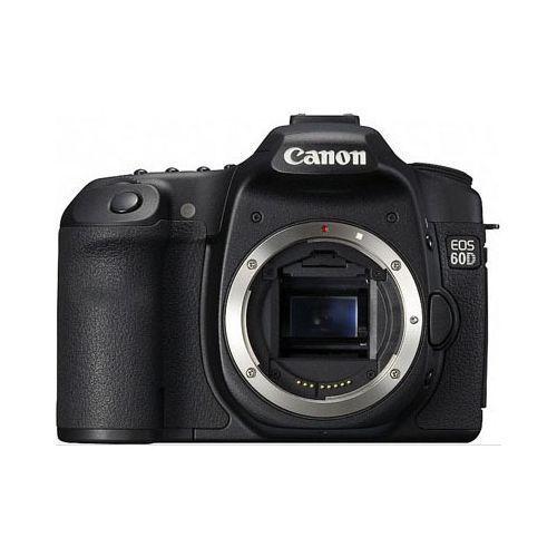 Canon - Reflex Numérique Eos 60D - Boitier nu