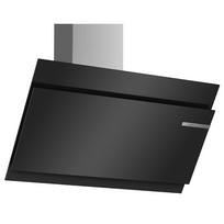 Bosch - Hotte décorative inclinée 90cm 840m3/h noir DWK98JM60