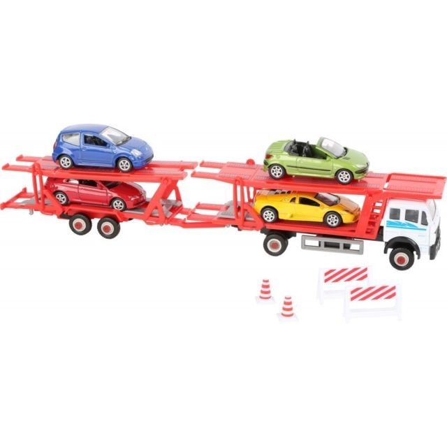 Small Foot Company Camion porte-voitures