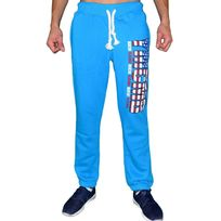 Ymcmb - Bas De Jogging - Homme - Hp8012 America - Turquoise