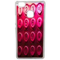 Lapinette - Coque Rigide Téléphone Rose Pour Huawei Ascend P9 Lite