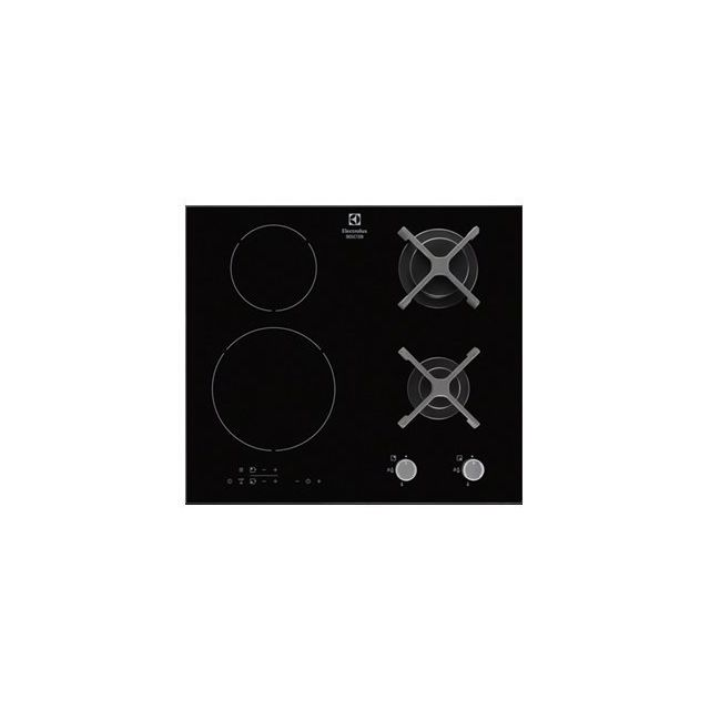 impressionnant plaque cuisson mixte gaz induction 12 electrolux arthur martin electrolux. Black Bedroom Furniture Sets. Home Design Ideas