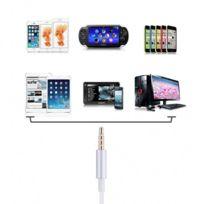 Alpexe - Écouteurs Intra-auriculaires Basse Stéréo avec Micro pour Apple iPhone, Android Smartphones, Tablettes Argent