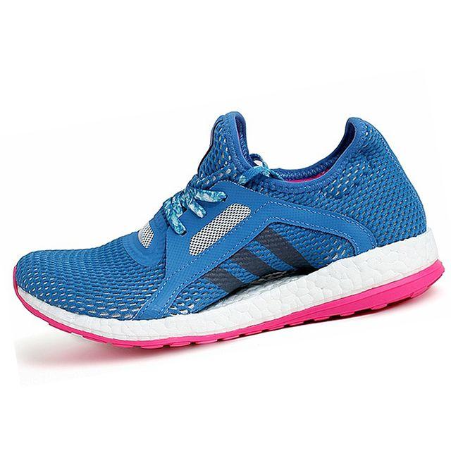 buy popular 04d06 b3f02 Adidas - Performance-Chaussure Running Pure Boost X Bleu W Femme Aq6698 -  pas cher Achat   Vente Baskets femme - RueDuCommerce
