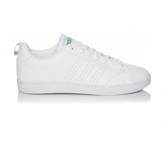 sneakers for cheap 10d1c 48df0 ADIDAS NEO - Chaussures Advantage Clean BlancVert e16