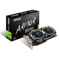 MSI - GeForce GTX 1060 ARMOR 6Go DDR5 OCV1