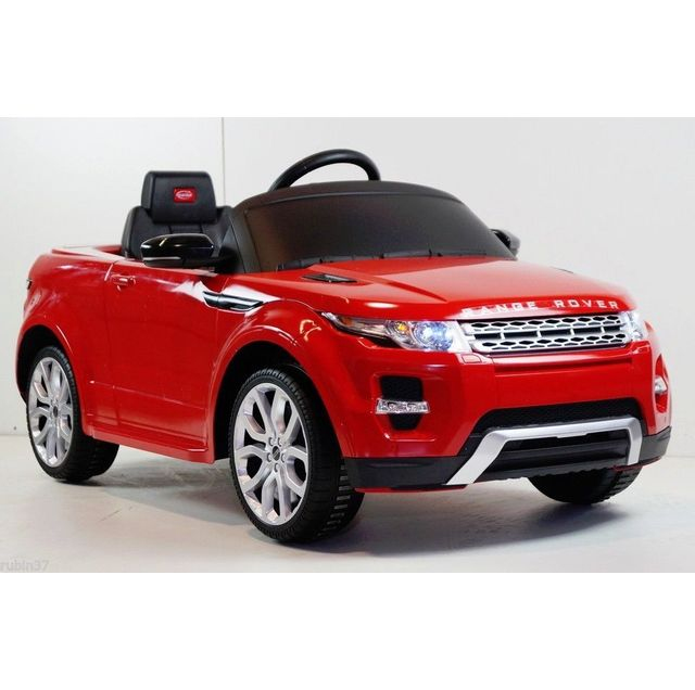 INJUSA Voiture Range Rover Evoque 12V
