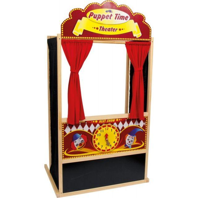 Small Foot Company Théâtre de marionnettes \
