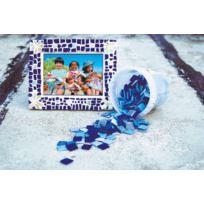 Solargil - mosaique panache bleu - seau de 1kg