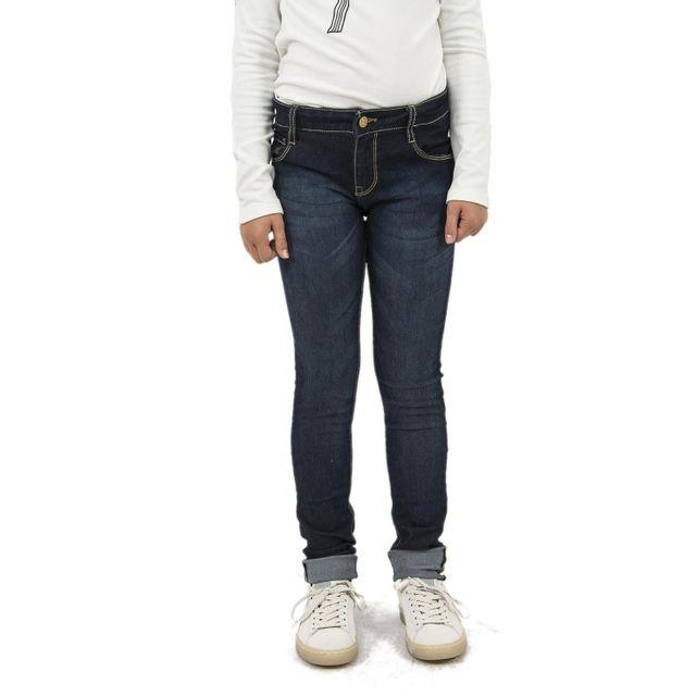 Levi's - Jeans levis n92251j 711 bleu Nc - 6-8 ans