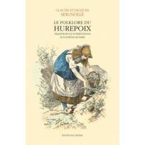 Hesse - Le folklore du hurepoix
