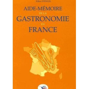 Bpi - aide-mémoire de la gastronomie en France