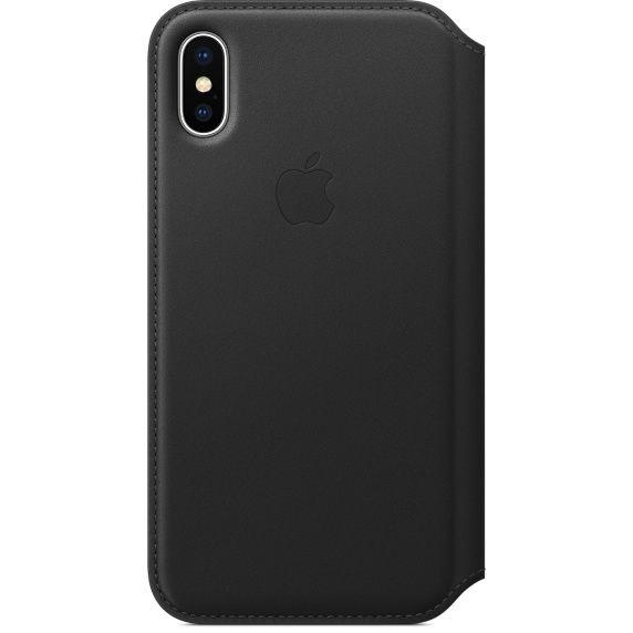 coque apple iphone x leather