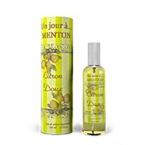 Provence Et Nature - Eau de toilette Citron Doux, 100 % naturelle, 100 ml Provence & Nature
