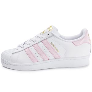 adidas superstar rose pale pas cher