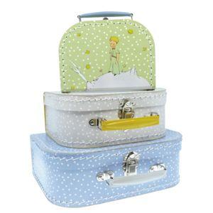 petit jour paris valise en carton petit prince moyen mod le pas cher achat vente cartables. Black Bedroom Furniture Sets. Home Design Ideas