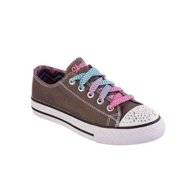 aa318a1f2c5 Skechers - Shuffles Streetfeet Chaussure Fille - pas cher Achat ...