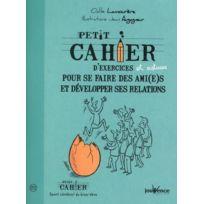 Jouvence - Petit Cahier D'Exercices ; Pour Se Faire Des Ami Es, Et Developper Relations