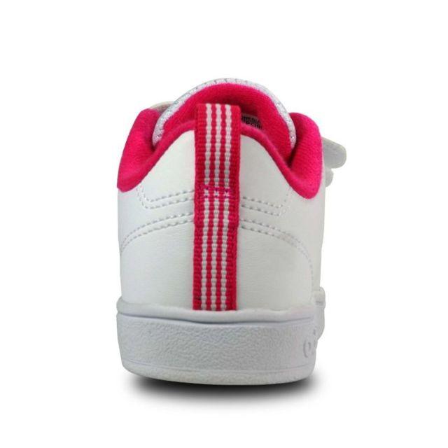 Adidas Neo - Chaussure fille vs advantage clean adidas Neo  ftwbla ftwbla roscho 05d09c9b62e5f