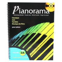 Hit Diffusion - Pianorama Volume 2A +CD