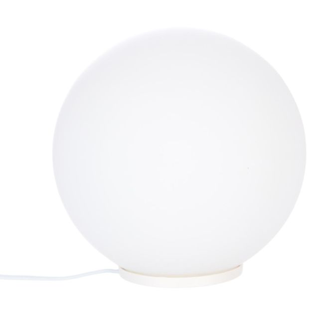 Atmosphera, Createur D'INTERIE Boule verre Led multicolor D20