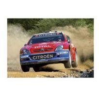 Heller - Maquette voiture : Citroën Xsara Wrc 05