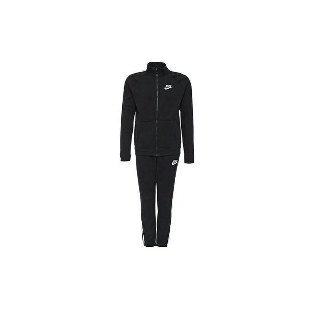 79493247139 Nike - Ensemble de survêtement Track Suit - 804312-010 Noir - pas ...