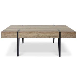 menzzo table basse thelma ch ne fonc pas cher achat. Black Bedroom Furniture Sets. Home Design Ideas