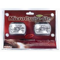 Ring - 2 projecteurs Micro Cruise Lite