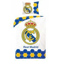 Home - Real Madrid - Parure de Lit Football - Housse de Couette