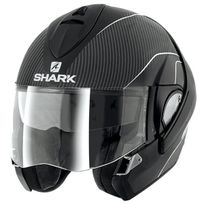 Shark - casque intégral modulable en jet Evoline Pro Carbon Dks moto scooter carbone mat Xl
