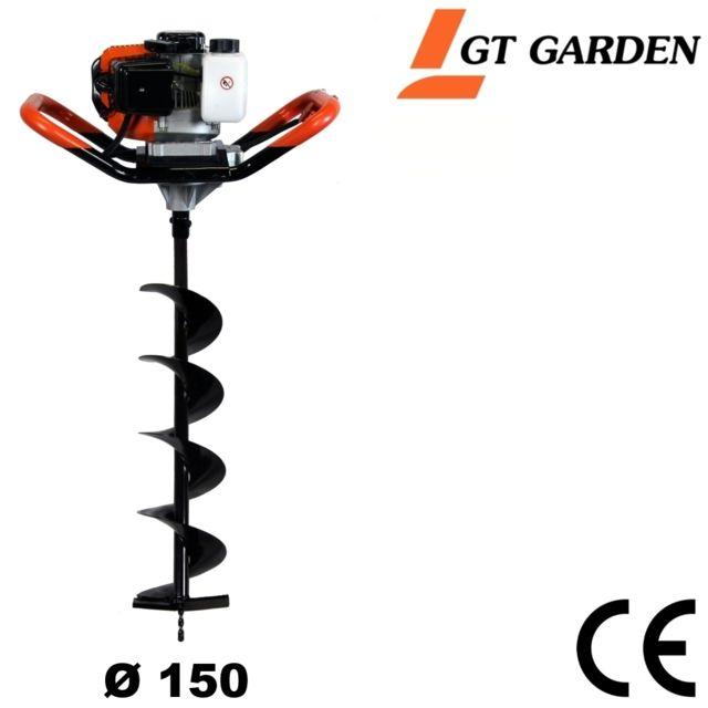 100, 150 et 200 mm Lot de 3 m/èches GT Garden Tari/ère Thermique 52 cm3-3 CV