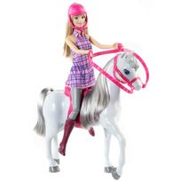 Barbie - et son cheval - DHB68
