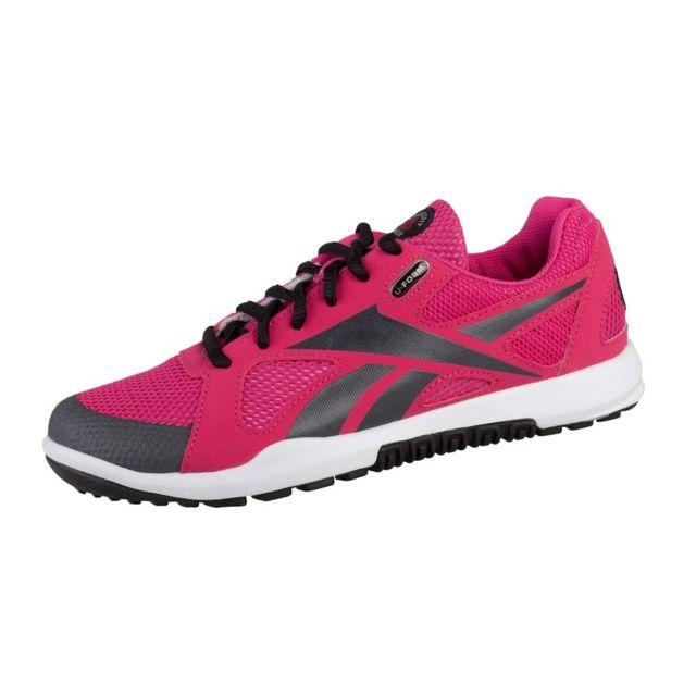 2f35e36a281e Reebok - R Crossfit Nano Vforum - pas cher Achat   Vente Chaussures fitness  - RueDuCommerce
