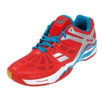 Babolat - Chaussures de badminton Shadow 2 men rouge 15 Rouge 53007