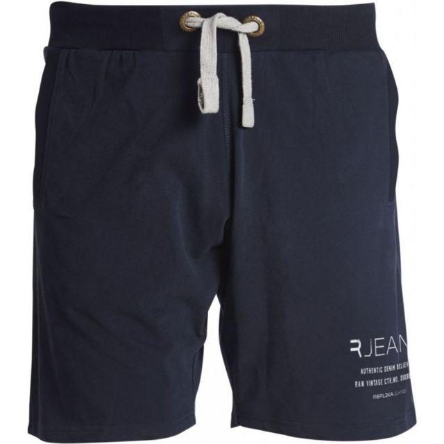 free shipping 6b011 d4152 short-coton-marine-taille-elastique.jpg