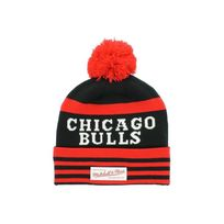 Mitchell And Ness , Bonnet Mitchell \u0026 Ness Onfield Chicago Bulls Rouge