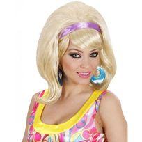 Widmann - Perruque années 60 blonde femme