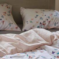 Esprit Home - Taie d'oreiller Spring butterflies 65×65