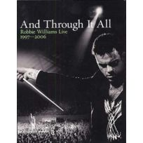 Capitol Records - Robbie Williams - And through it all