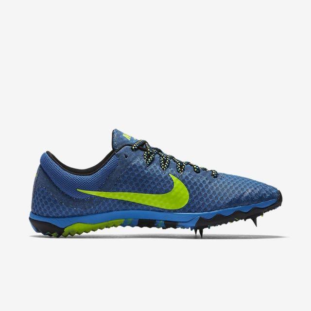 best service d823e 5ad32 Nike - Zoom Rival Xc Bleu Pointes d athlétisme - pas cher Achat   Vente Chaussures  athlétisme - RueDuCommerce