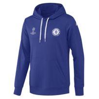 Adidas performance - Sweat-shirt avec capuche sweat Chelsea ligue des champions 2016/17