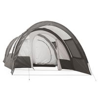 Yukatana - Mozori Tente tunnel camping 4 places Xxl 305x205x475cm - gris