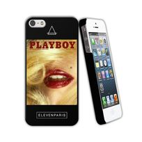 Eleven Paris - Coque Playboy Lips Toucher Gomme Apple Iphone 5/5s