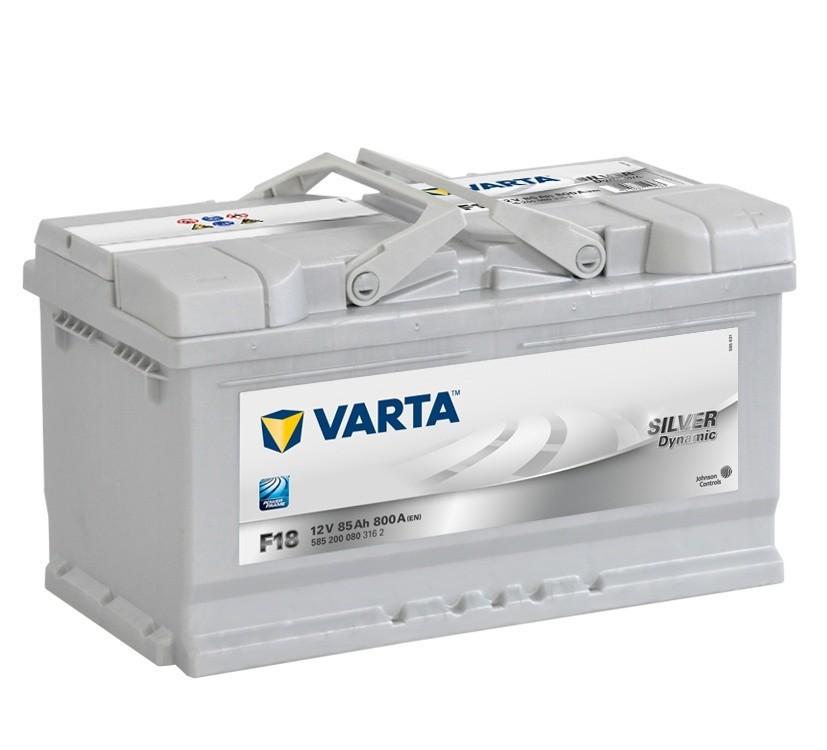 Batterie Silver Dynamic F18
