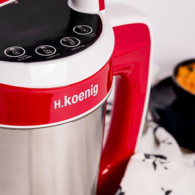 H.Koenig - Blender chauffant Soup Maker MXC18