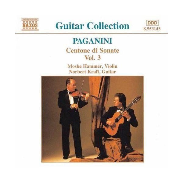 Naxos - Centone di Sonate Vol.3