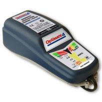 Tecmate - Chargeur de Batterie Optimate 4 Dual Program 12V 2>50Ah